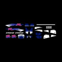 GSXR 1100 logo vector