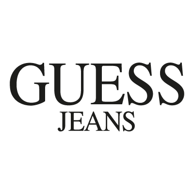 Guess Jeans logo vector