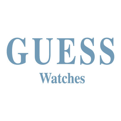 Guess Watches logo vector