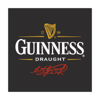 Guiness Draught (.EPS) logo vector