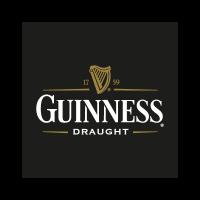 Guinness Draught logo vector