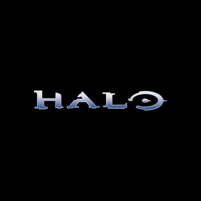 Halo XBox vector logo