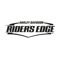 Harley Davidson Rider's Edge vector logo