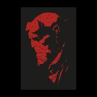 Hellboy Art vector