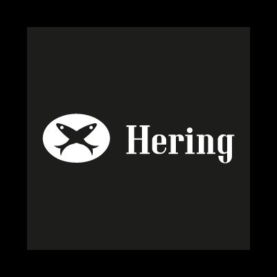 Hering black vector logo