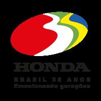 Honda 35 anos vector logo
