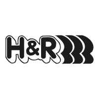 H&R vector logo
