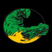Hulk Marvel vector