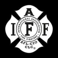 IAFF vector logo