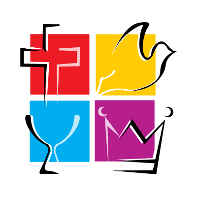Igreja do Evangelho Quadrangular 2 vector logo