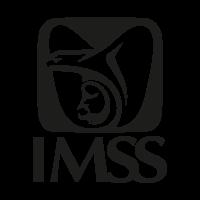IMSS black vector logo