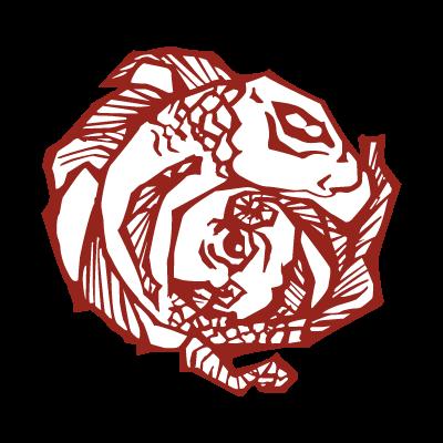 Incubus Fish Tattoo vector logo
