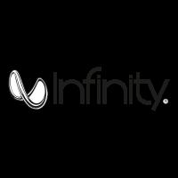 Infinity symbol vector logo