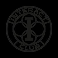Interact Club vector logo