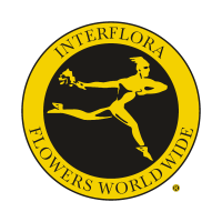 Interflora Worldwide vector logo