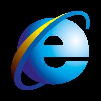 Internet Explorer - IE vector logo