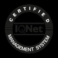 IQNet Management System vector logo