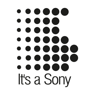 It's a Sony vector logo