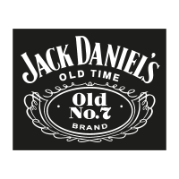 Jack Daniel's old time vector logo