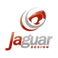 Jaguar Design vector logo