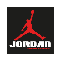 Jordan Brand Clothing vector logo