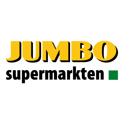 Jumbo Supermarket vector logo