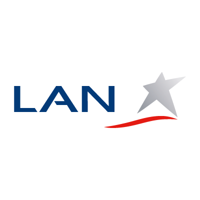 LAN Airlines vector logo