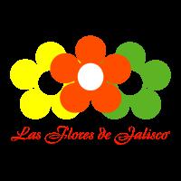 Las Flores de Jalisco vector logo
