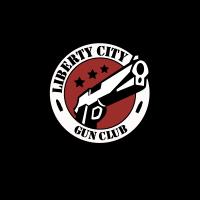 Liberty City Gun Club vector logo