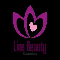 Line Beauty vector logo