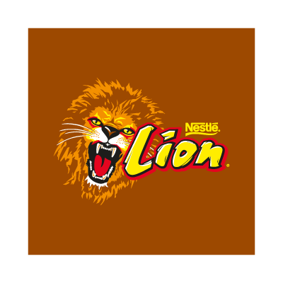 Lion Bar vector logo