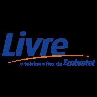 Livre embratel vector logo
