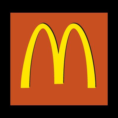 Mc Dolnals vector logo