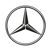 Mercedes-Benz Automotive vector logo