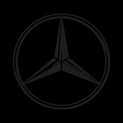 Mercedes-Benz Automotive vector logo