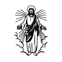 Messias brun vector