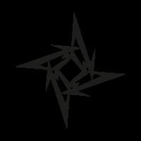 Metallica (band) vector logo