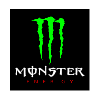Monster Energy drink vector logo