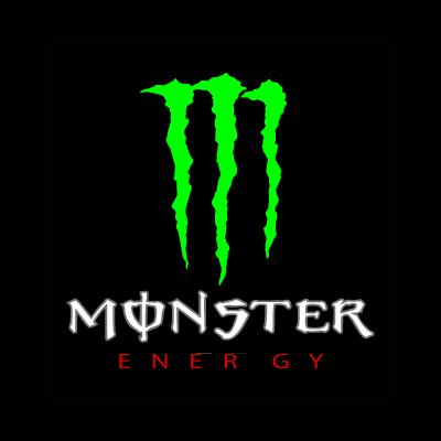 Monster Energy drink vector logo