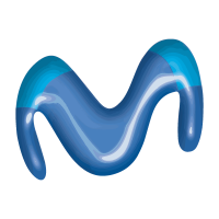 Movistar Azul vector logo