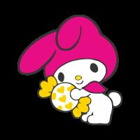 My Melody vector logo