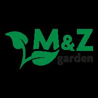 M&Z Garden vector logo