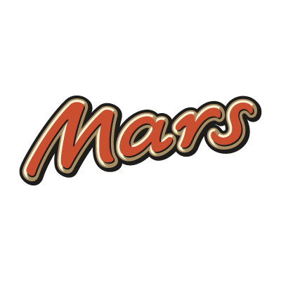 Mars (chocolate bar) vector logo