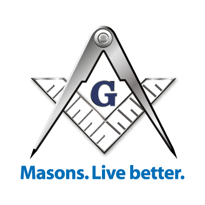 Masons vector logo