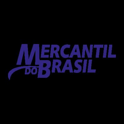 Mercantil do Brasil vector logo