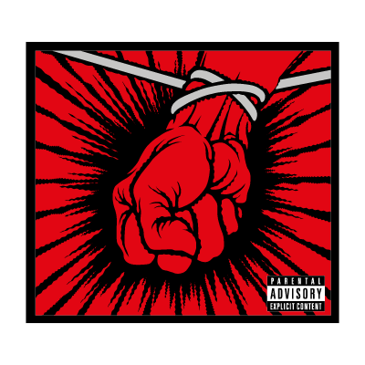 Metallica St. Anger vector logo