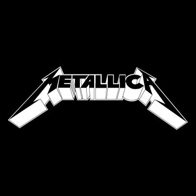 Metallica US vector logo