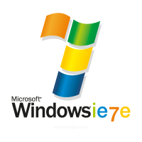 Microsoft Windows 7 vector logo