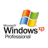 Microsoft Windows XP Professional vector logo