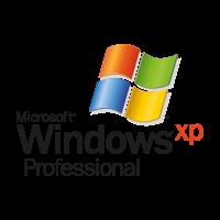 Microsoft Windows XP Professional vector logo